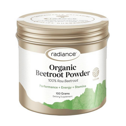 Radiance Beetroot Powder Organic 100g