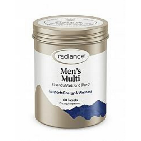 Radiance Men's Multi 60tabs