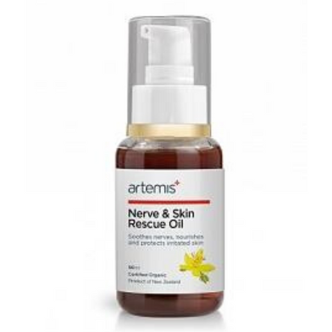 Artemis Nerve & Skin Rescue Oil 50ml