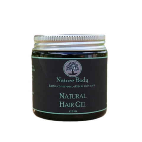 Nature Body Natural Hair Gel 100ml
