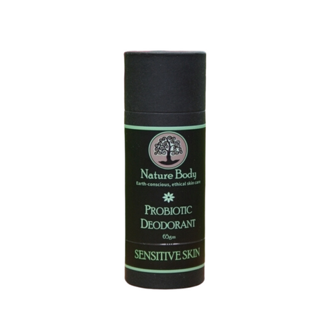 Nature Body Probiotic Stick Deodorant Sensitive Skin 65g