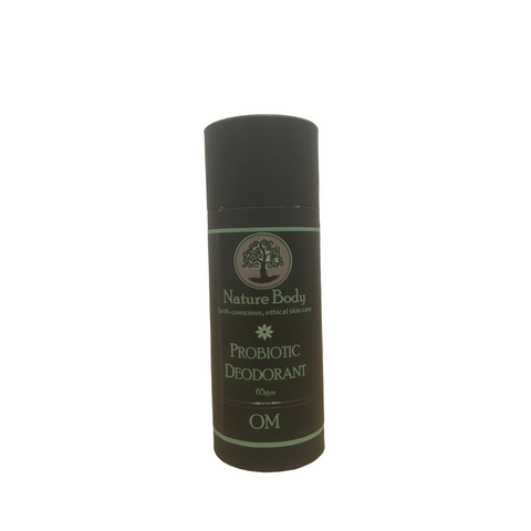 Nature Body Probiotic Stick Deodorant Om 65g