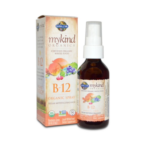 Garden of Life My Kind B12 Spray 58ml