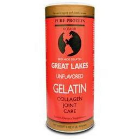 Great Lakes Gelatin Beef Hide unflavoured 454g