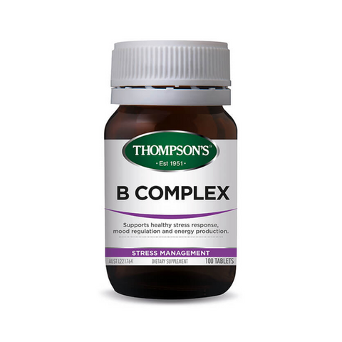 Thompson's B Complex 100tabs