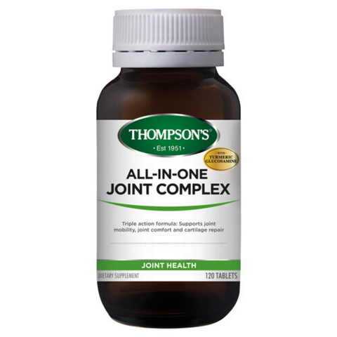 Thompson's All In One Joint Complex 120caps