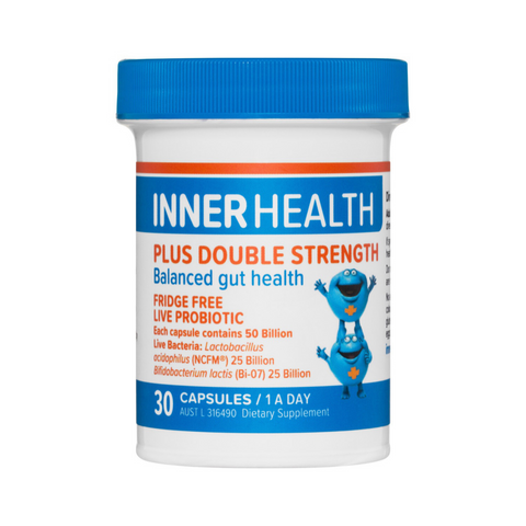 Ethical Nutrients Inner Health Plus Double Strength 30caps
