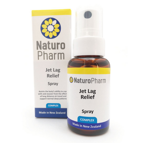 Naturo Pharm Jet Lag Relief Spray 25ml