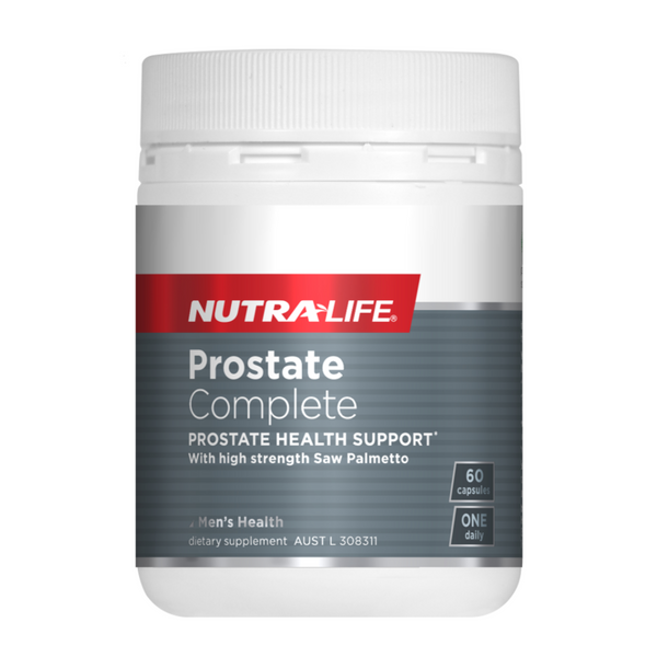 Nutralife Prostate Complete 60caps