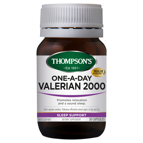Thompson's Valerian 2000 30caps