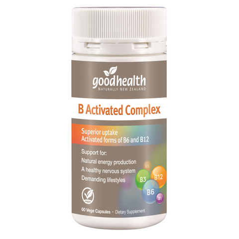 Good Health B Activated Complex 60s