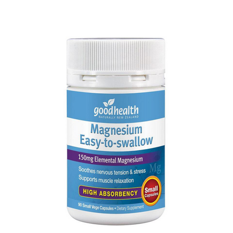 Good Health Magnesium Easy-to-swallow 90caps