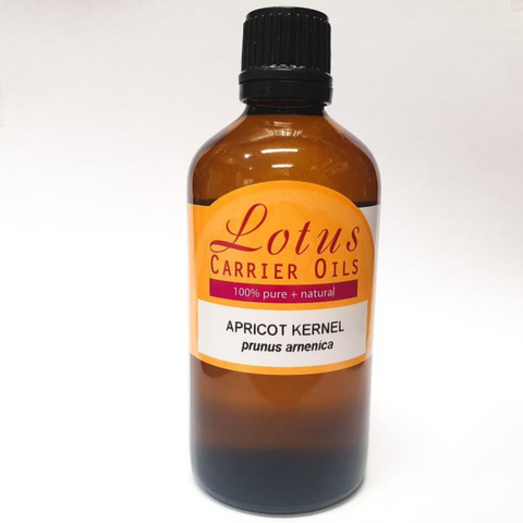 Lotus Apricot Kernel Oil 100ml