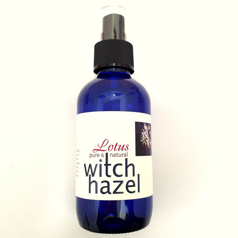 Lotus Witch Hazel 120ml