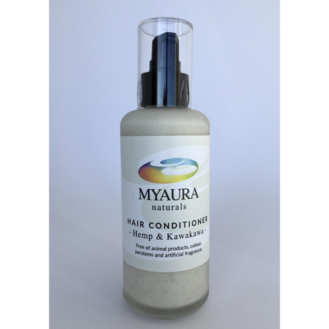 Myaura Hair Conditioner - Hemp & Kawakawa 150ml