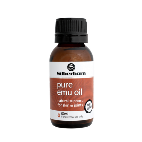 Silberhorn Emu Oil 50ml
