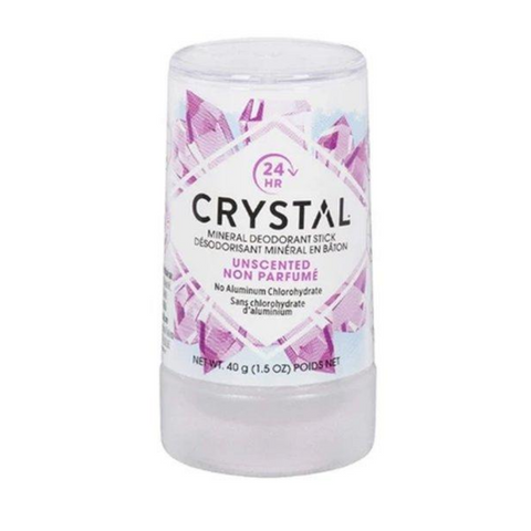 Crystal Deodorant Travel Stick