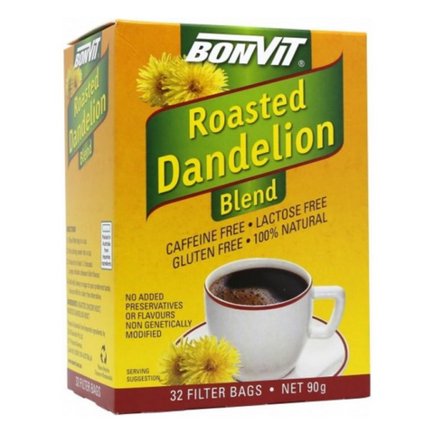 Bonvit Roasted Dandelion Blend 32 Filter Bags