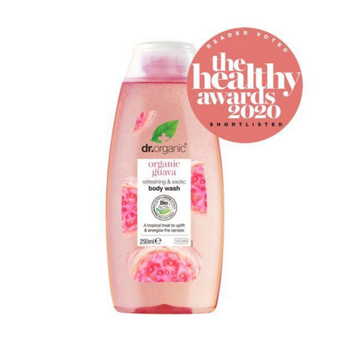 Dr Organic Guava Body Wash 250ml