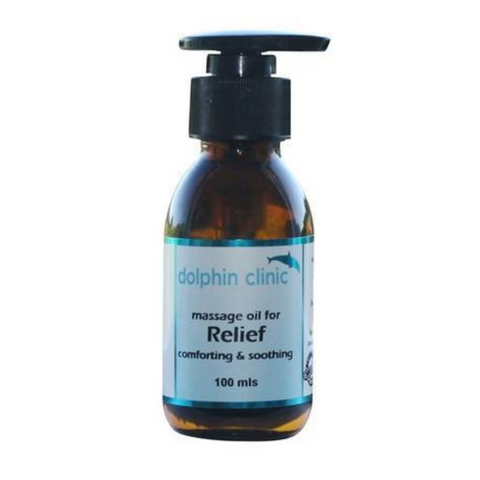 Dolphin Relief Massage Oil 100ml (Was Pain Relief)