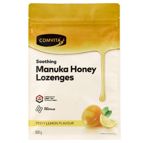 Comvita Lemon & Honey Lozenges 500g
