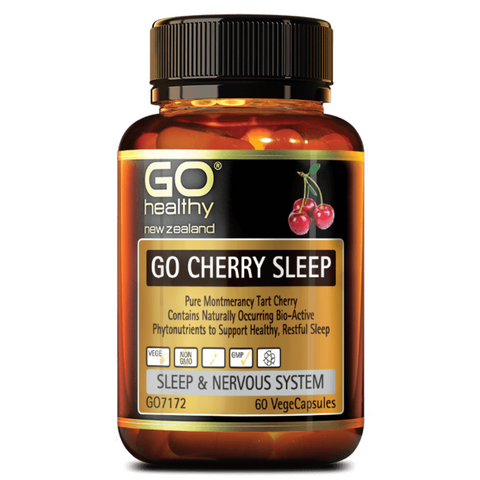 Go Cherry Sleep 60caps