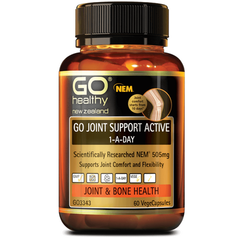 Go Joint Support Active 1-A-Day 60caps