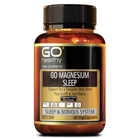 Go Magnesium Sleep 60caps