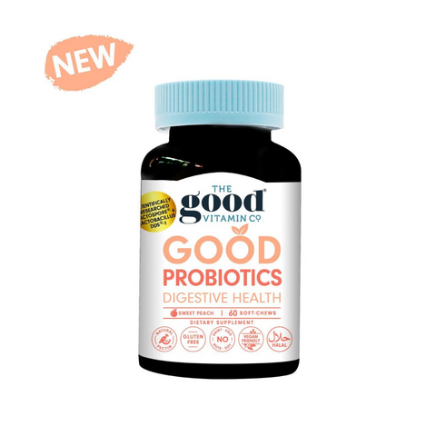 Good Vitamin Co. Good Probiotics 60 Soft-Chews