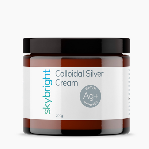 Skybright Colloidal Silver Cream 200g