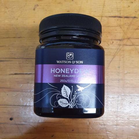 Watson & Son Honey Dew NZ 250g