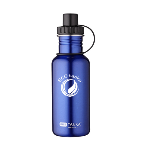 ECOtanka Mini Tanka - Blue 600ml