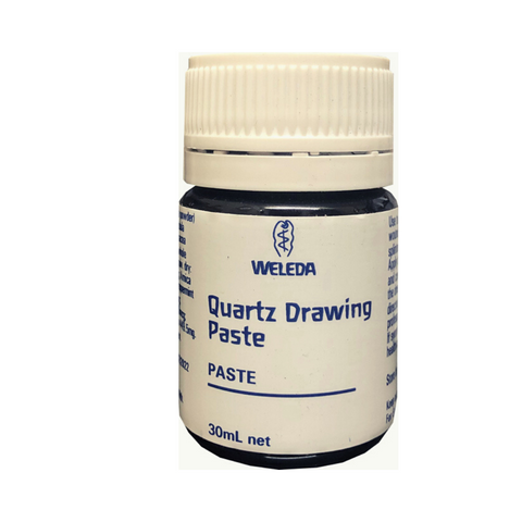 Weleda Quartz Drawing Paste 30ml
