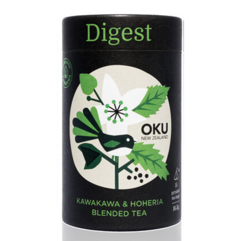 Oku Blended Tea Digest 15 Tea Bags