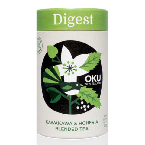 Oku Blended Tea Digest 30g