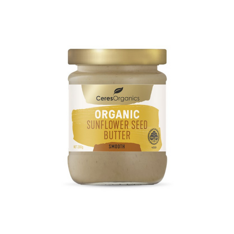 Ceres Sunflower Butter Organic 220g