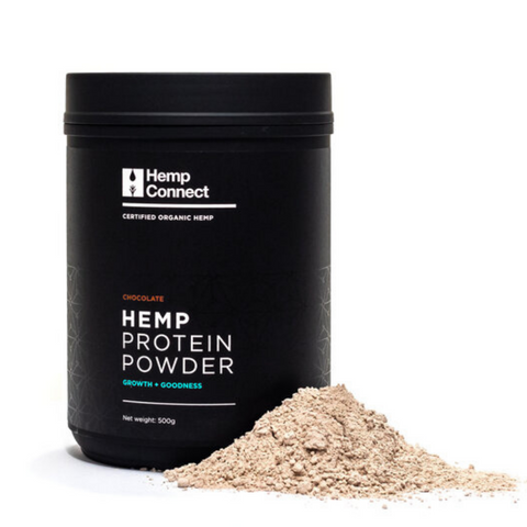 Hemp Connect Hemp Protein Powder Chocolate Organic 500g