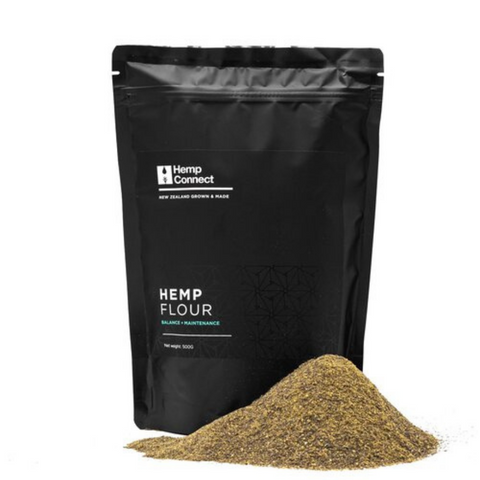 Hemp Connect NZ Hemp Flour 500g
