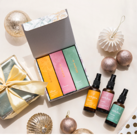 Herb Farm Mood Mist Gift Pack