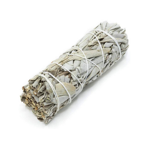 White Sage Smudge Stick Small (4 inch)