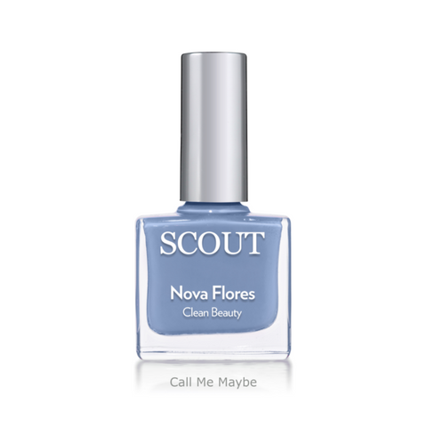 Scout Nail Polish Call Me Maybe