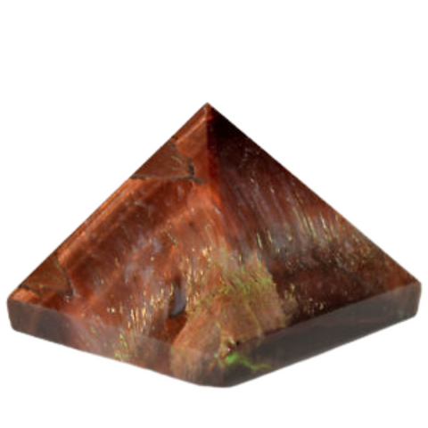 Pyramid - Tiger Eye (3x205cm)