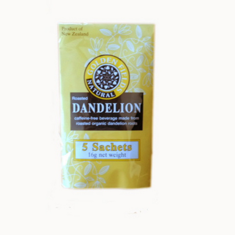 Golden Fields Dandelion 5 Sachets