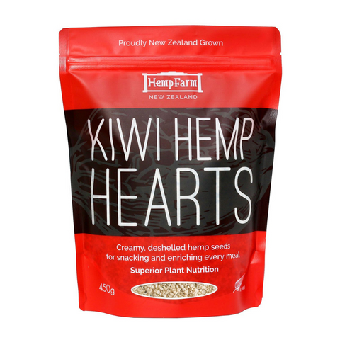 Hemp Farm Kiwi Hemp Hearts 60g