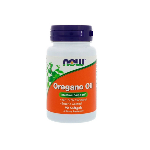 Now Oregano Oil 90 Soft Gels
