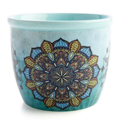 Wild Scents Mandala Smudge Bowl