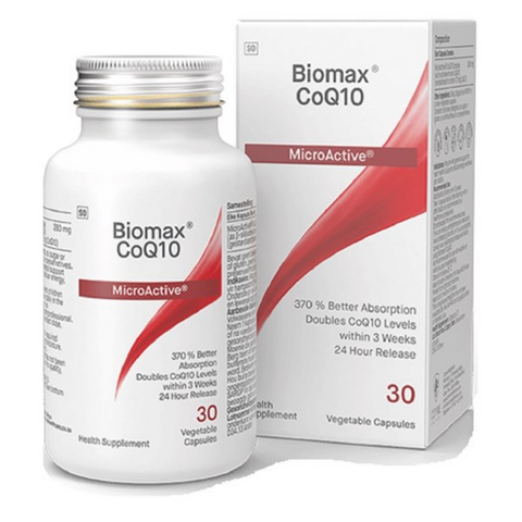 Coyne Biomax CoQ10 MicroActive 30caps