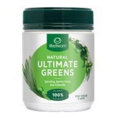 Lifestream Ultimate Greens 250caps