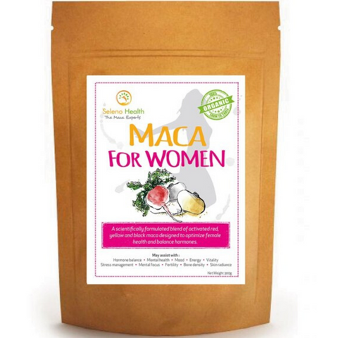 Seleno Maca for Women Powder 300g