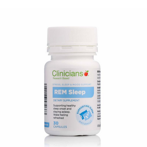 Clinicians REM Sleep 30caps
